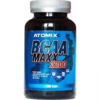ATOMIXX BCAA MAXX 2200, 200 капс