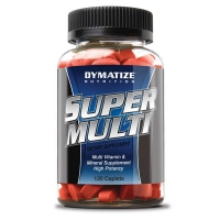 Dymatize SUPER MULTI VITAMIN, 120 caps.