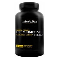 NutraBolics L-Carnitine 1000, 180 капсул