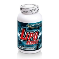 Ironmaxx Lipo Reduct 600 (100 caps)