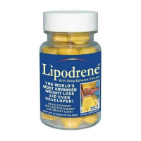 Hi-Tech Pharmaceuticals Lipodrene 20 tablets