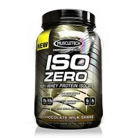 Muscletech Iso Zero Performance Series, 2,2kg