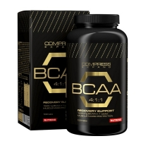 Nutrend COMPRESS BCAA 411 100 tablets