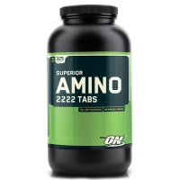 Optimum Nutrition AMINO 2222, 320 таб.