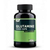 Optimum Nutrition GLUTAMINE 1000, 120 кап.