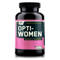 Optimum Nutrition OPTI-WOMEN, 60 таб.