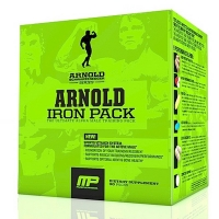 Arnold Series Iron Pack, 300 капс (30 порций)