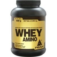 Peak Whey Amino 325 tabs