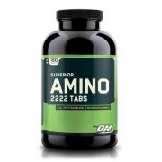 Optimum Nutrition AMINO 2222, 160 таб.