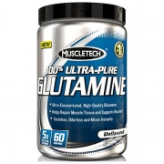Muscletech 100% Ultra-Pure Glutamine Powder, 300 гр