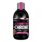 BioTech L-CARNITINE+CHROME, 500 ml