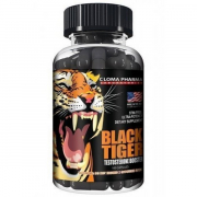Cloma Pharma Black Tiger 100 capsules