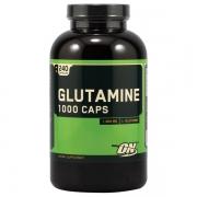 Optimum Nutrition GLUTAMINE 1000, 240 кап.