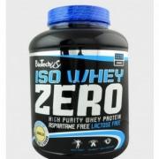 BioTech IsoWhey Zero lactoze free 2,27 kg