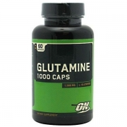 Optimum Nutrition GLUTAMINE 1000, 60 кап.