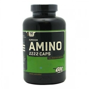 Optimum Nutrition AMINO 2222, 150 caps