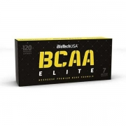BioTech BCAA Elite 120 caps.