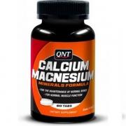 QNT Calcium Magnesium 60 tab