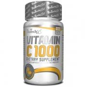 BioTech Vitamin C 1000 250 таб