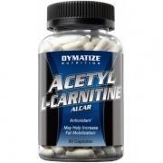 Dymatize ACETYL L-CARNITINE, 90 кап