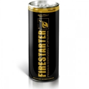 Ironmaxx Firestarter - energydrink 250 ml