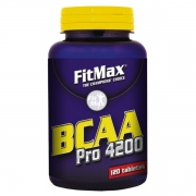FitMax Amino BCAA Pro 4200, 120tab1430mg