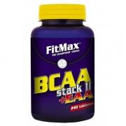 FitMax Amino BCAA Stak + EAA, 240tab 1500mg+500mg eaa