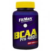 FitMax Amino BCAA Pro 4200, 240tab1430mg