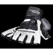 Атлетические перчатки Nutrend Compress с напульстником