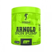 Arnold Series Iron Pump, 30 servings
