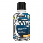 Muscletech 100% Ultra-Pure Carnitine Liquid, 454 мл