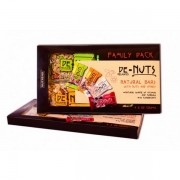 Nutrend DeNuts Family pack 4x35 g