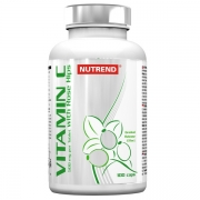 Nutrend VITAMIN C with rosehips 100 tabs
