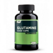 Optimum Nutrition GLUTAMINE 1000, 120 кап.