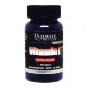 ultimate Vitamin E 400 мг 100 geils